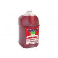 Winco Benchmark 72002 RTU Snow Cone Syrup Cherry 1/Gal