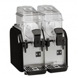 Elmeco BB2 Big Biz Mini Frozen/Cold Beverage Black 2 Bowl