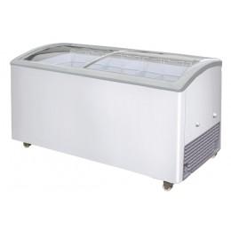 Excellence VB-7HC Curved Lid Display Freezer, 20.3 cu ft