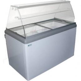 Excellence HBD-4HC Ice Cream Dipping Cabinet