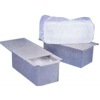 Gold Medal 1487 Galvanized Steel Block Ice Mold