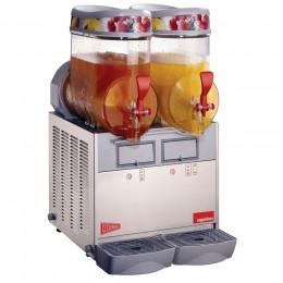 Cecilware MT2MINI Granita Mini Series 2 Bowl Beverage Dispenser
