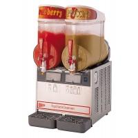 Cecilware MT2UL FrigoGranita 2 Bowl Stainless Steel Beverage Dispenser