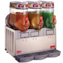 Cecilware MT3MINI Granita Mini Series Three Bowl Beverage Dispenser