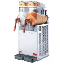 Cecilware NHV2UL-AF Granita Frozen Dispenser 2 Bowl Stainless Steel