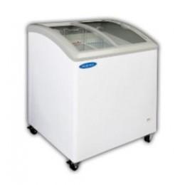 Norlake CTB31-6 Curved Lid Ice Cream Display Freezer 31
