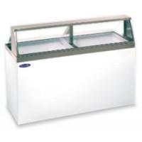 Norlake HF160WWG/0 Standard Viewing Dipping Display Freezers 69-1/4
