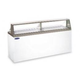 Norlake HF230WWG/0 Standard Viewing Dipping Display Freezers 90-3/4