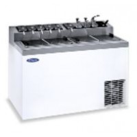 Norlake ZF174WVS/0 Topping/Dipping Cabinet 54