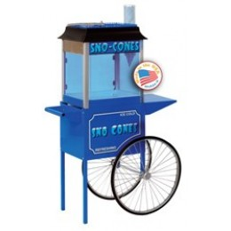Paragon 1911 Sno-Cone Machine w/ Cart