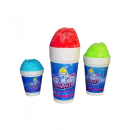 Snowie Printed Cups 16oz 1000/CS