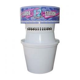 Snowie 12 Flavor Station Large 2.5 Gallon Jugs