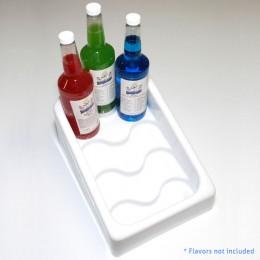 Snowie 12 Rectangle Bottle Rack
