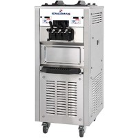 Spaceman 6260AHD Soft Serve Floor Machine 2Hoppers 1 Twist