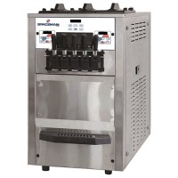 Spaceman 6265H Soft Serve Counter Machine 3 Hoppers
