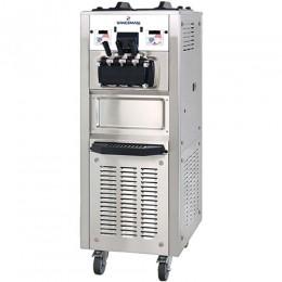 Spaceman 6378H Soft Serve Floor Machine 2 Hoppers 3PH